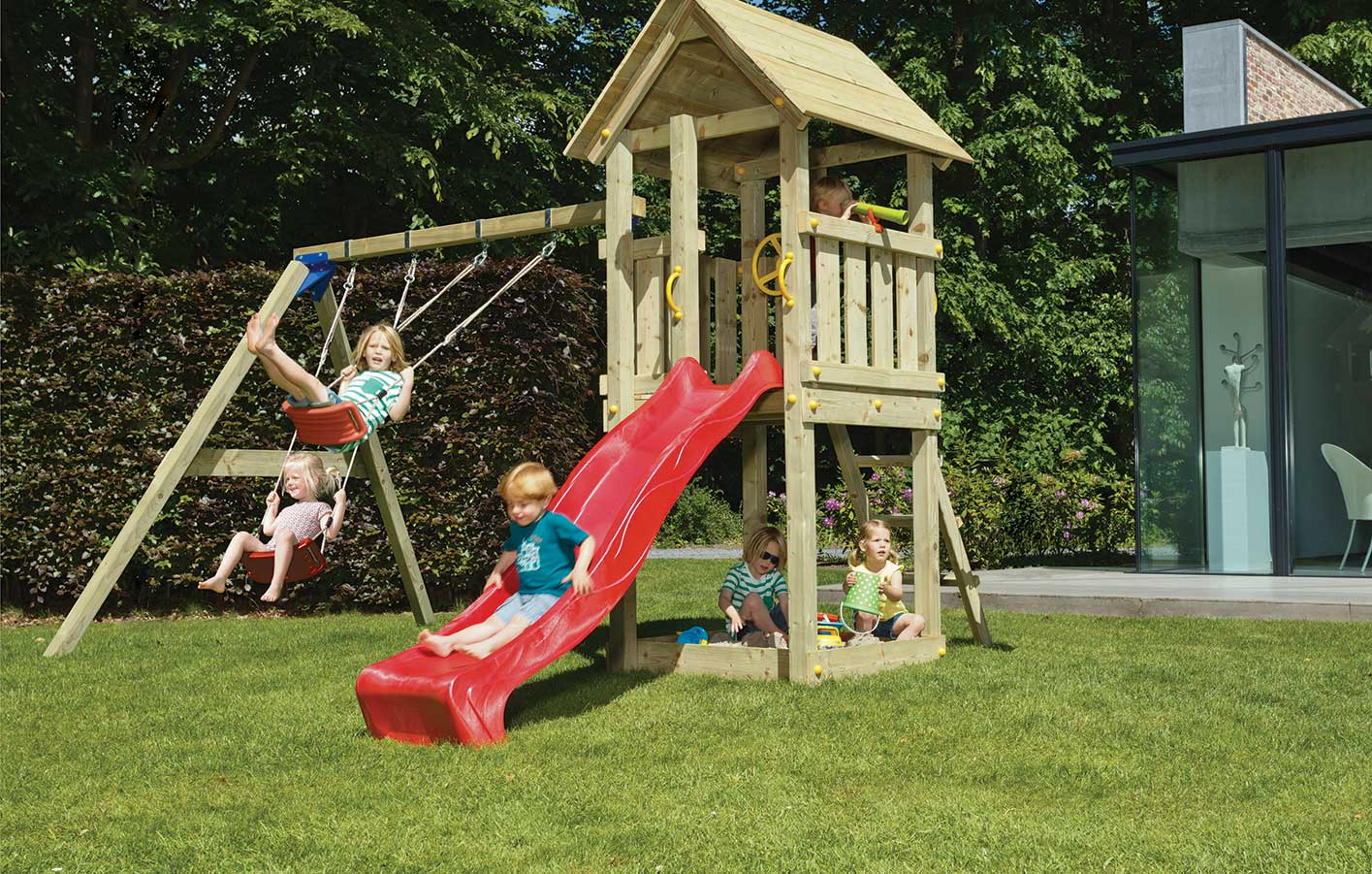 Klettergerüst Outdoor Holz : Spielgeräte spielturm holzschaukel ingolstadt altmühltal eichstätt